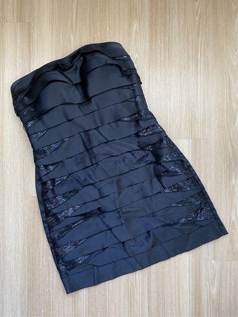 Vestido de cerimônia preto