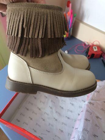 Ботинки для девочки lapsi