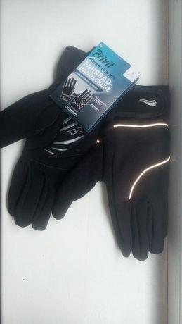 Вело-перчатки (рукавиці) Crivit размер 8.