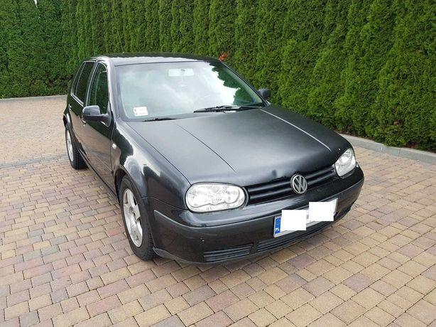 VW Golf 1,9 TDI/ 90 KM,2000r.klima,radio,wspoma,dlugo oplaty