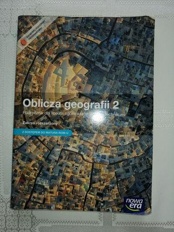 Oblicza geografii, Podręcznik do geografii