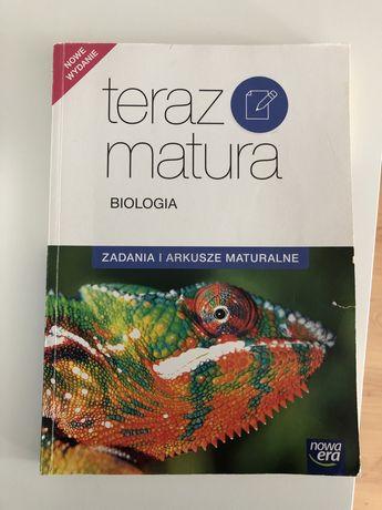 Teraz matura biologia, zadania i arkusze maturalne Nowa Era