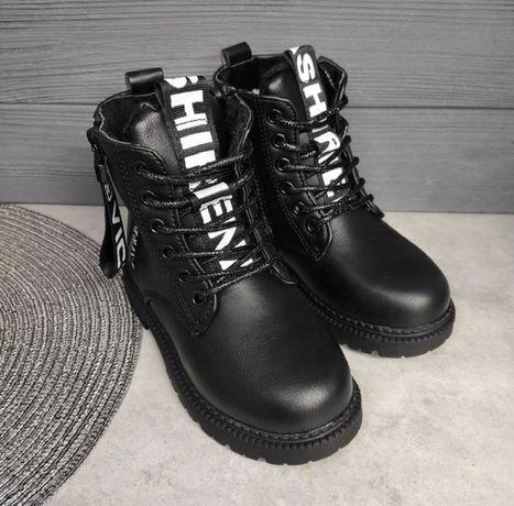 Ботинки женские. Кожа. 37 р
