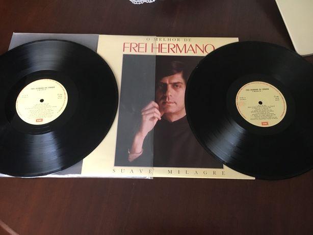 LP vinil 1986 Frei Hermano da câmera DUPLO