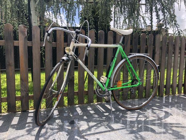 Bicicleta antiga estrada cyril guimard