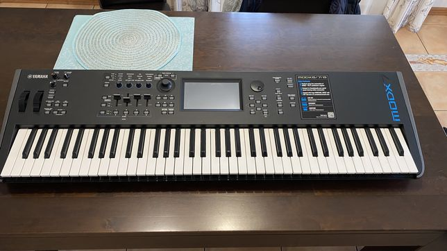 Syntezator Yamaha MODX7