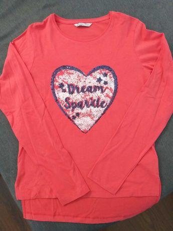 Camisola cor de rosa Tiffosi