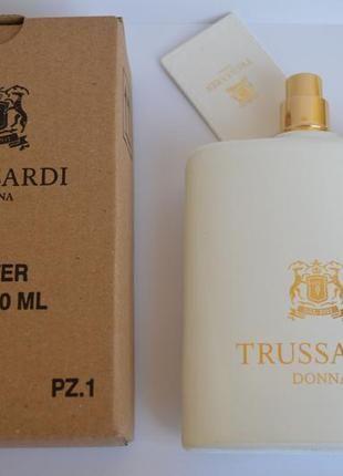 Trussardi Donna тестер трусарди донна труссарди 100 мл