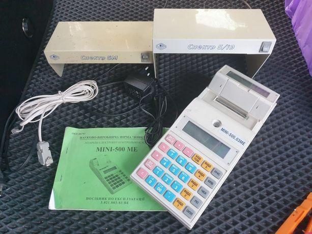 Продам кассовый аппарат и детектор купюр