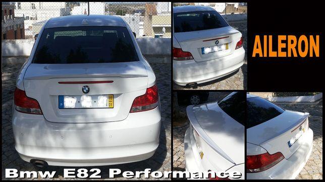 Lip BMW serie 1 E82 / E88 M Performance