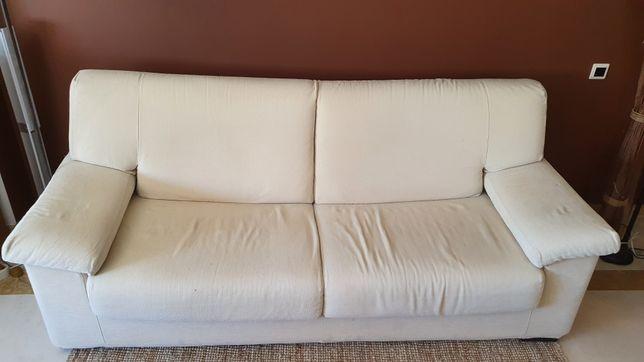 Sofa cama 3 lugares divani & divani