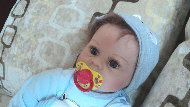 Lindo Bebe Reborn Menino – impecável