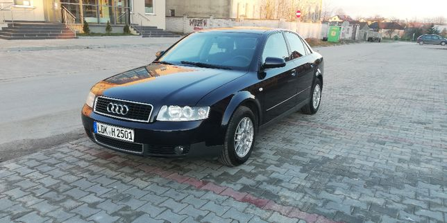 Audi a4 b6 2.0 b 2002r Super Stan