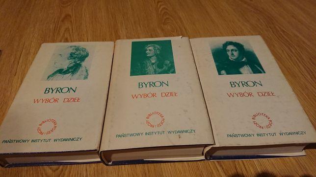 Byron Wybór dzieł