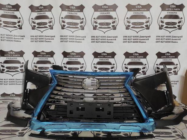 Бампер Lexus Rx 2015-19 Фары Капот Крылья Фара Рх