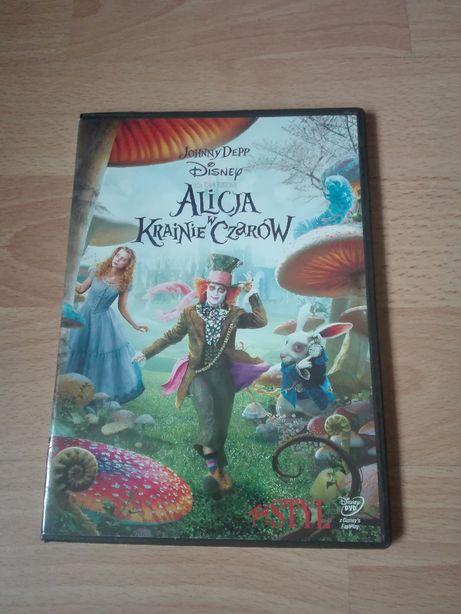 """""""Alicja w Krainie Czarów"""" DVD"""