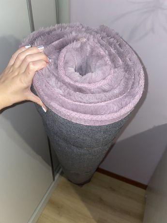 Włochaty dywan