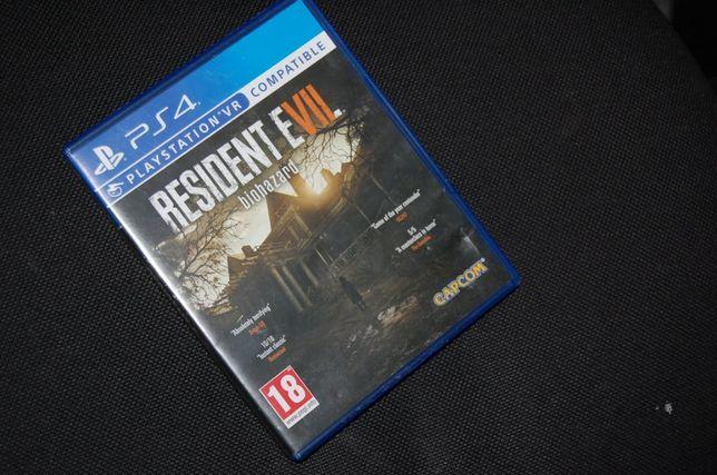 Gra Biohazard Ps4 Resident Evill
