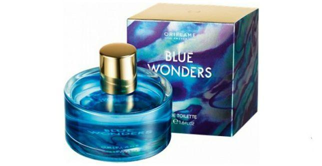 Женская туалетная вода Blue Wonders ( Oriflame,50ml)