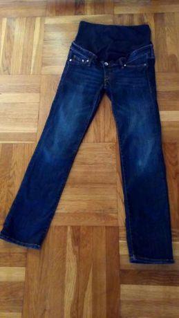 Spodnie h&m mama roz.38