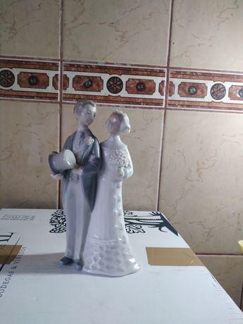 Lladro оригинал  жених и невеста