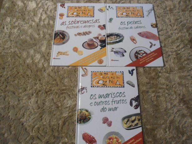3 Livros de Receitas e Truques de Cozinha (2001)