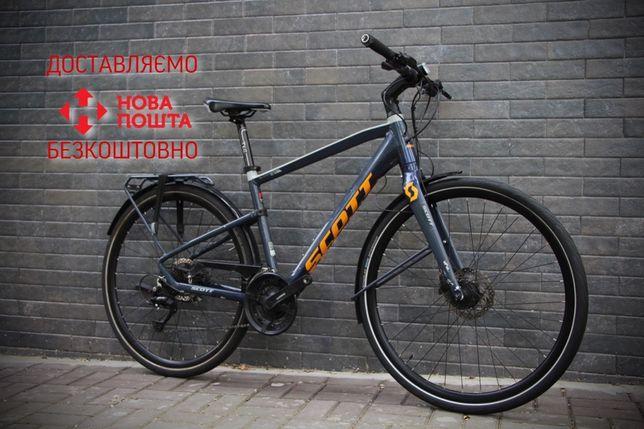 Гибридный велосипед Scott Silence 30 specialized giant cube trek giant