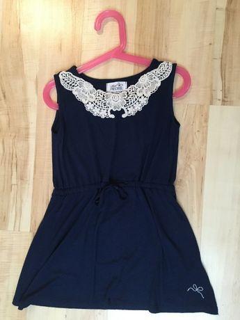 Little Pieces sukienka rozmiar 5/6Y 110/116cm
