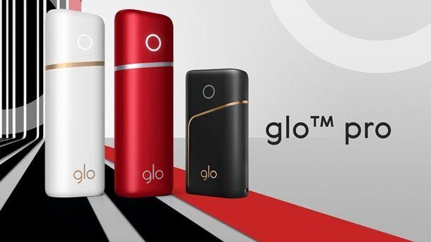 Система нагревания табака GLO Pro - Новый Хит! Glo 3.0, Nano