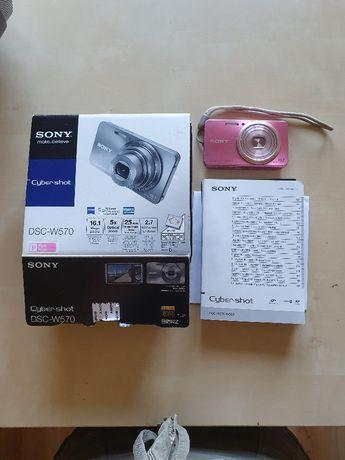 Máquina Fotográfica Sony DSC-W570