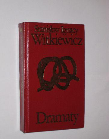 Stanisław Ignacy Witkiewicz - DRAMATY - Witkacy