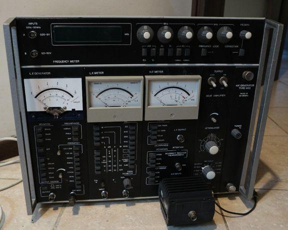 ZPFM-3 Zespół pomiarowy do radiotelefonów, CB