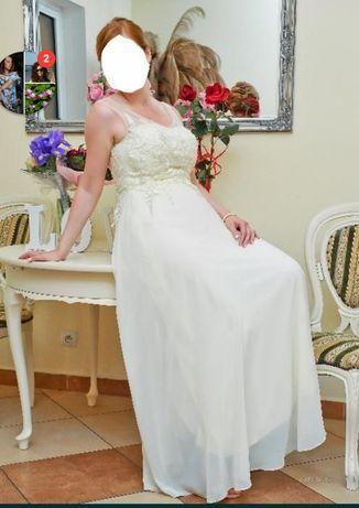 Suknia ślubna rozm. L