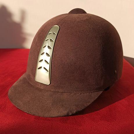 Шлем каска жокейка для верховой езды /конного спорта KNIGHTSBRIDGE
