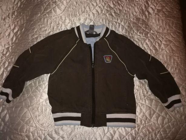 Sprzedam kurtkę wiosenną dla chłopca r. 92