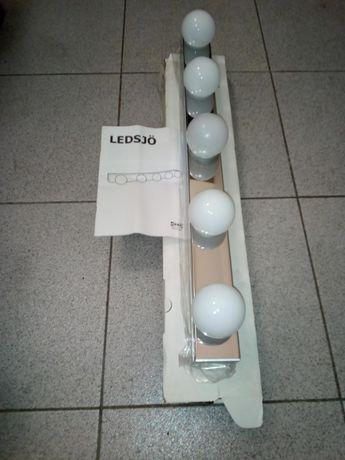 Ledsjo Ikea led espelho 403.597.61 ilum. Maquiagem, cabeleireiro
