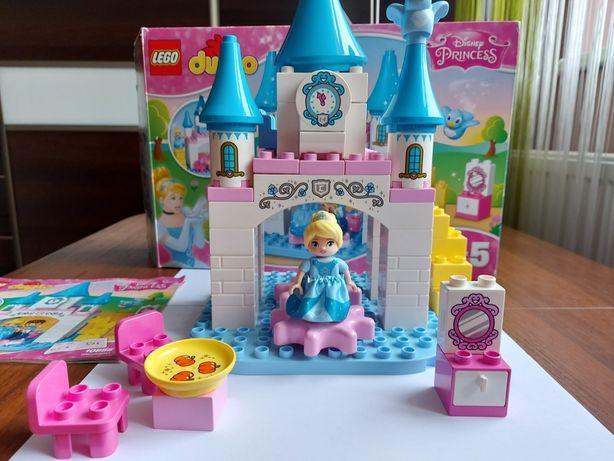 Klocki Lego duplo Magiczny zamek kopciuszka