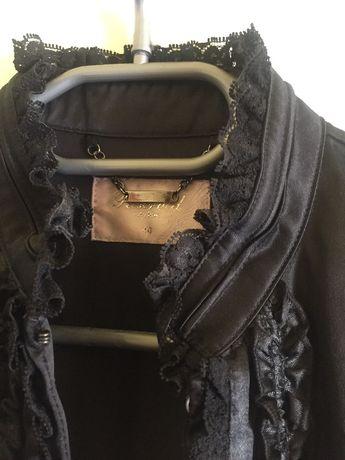 Zestaw ubrań bluzka sukienka żakiet rozmiar L jak nowe top secret zara