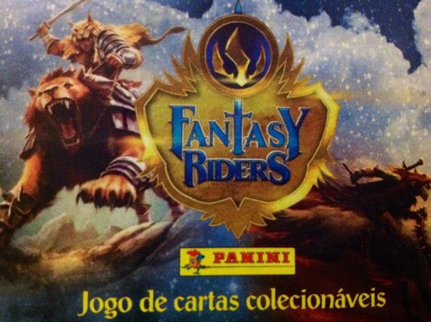 Fantasy Riders - cartas diversas (novo preço)