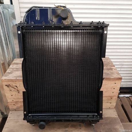 Радиатор водяного охлаждения МТЗ-80 70П-1301.010 Д-240,243 (4-х рядн.)