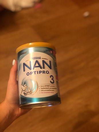 Детская смесь NaN3 Optipro