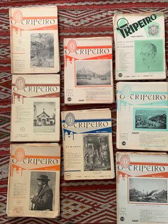 Revistas Tripeiro - Serie VI - Anos Completos