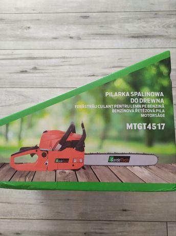 Pilarka spalinowa do drewna gardetech mtgt4517