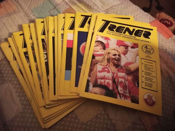 Trener - czasopismo - numery archiwalne