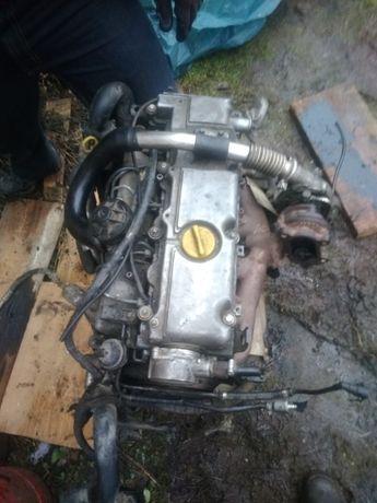 двигун опель 2.0dti , мотор опель вектра зафіра 2.0дті, Y20DTH Y20DTl