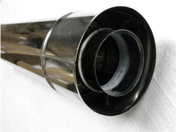 System kominowy Rura prosta Fi 60x100 0,5m