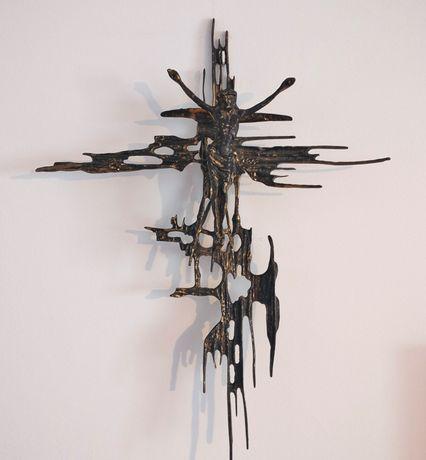 Crucifixo Surrealista Dalí.            *Melhor Oferta*