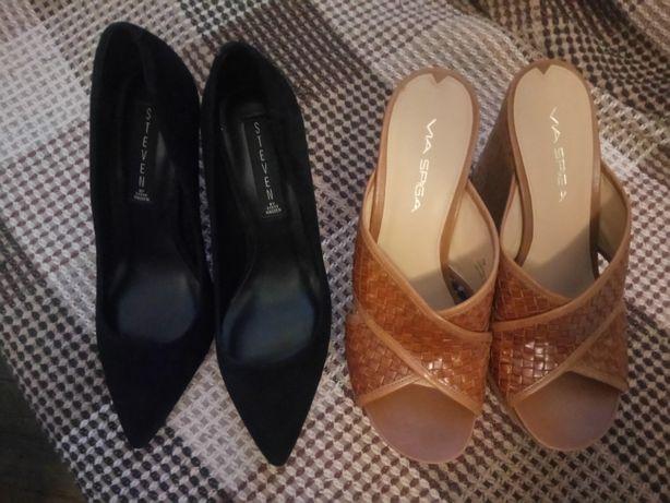 Туфли натуральная замша, 37 размер, привезены с Америки (Майами)
