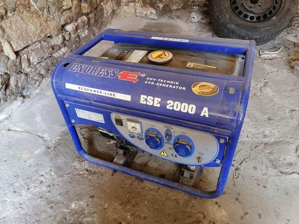 Agregat prądotwórczy Endress ESE 2000 A
