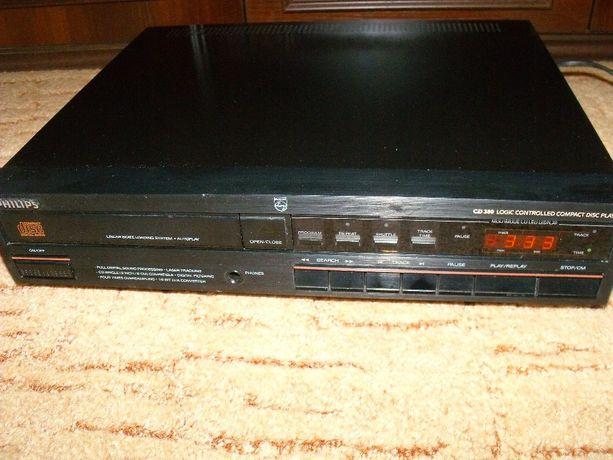 Odtwarzacz Cd Philips CD 380